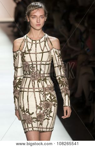 Herve Leger - Spring 2016 Collection