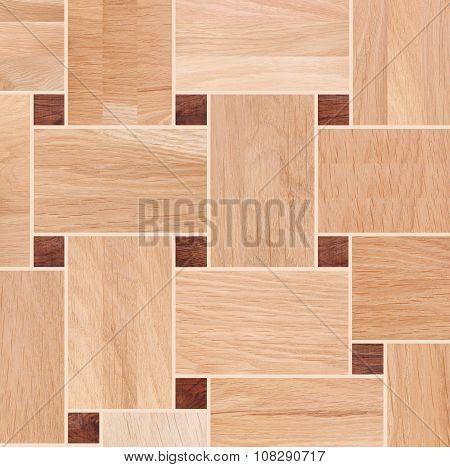 Wood Texture - Parquet Background