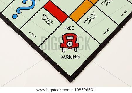 Free Parking Square