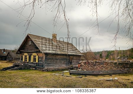 House In A Village