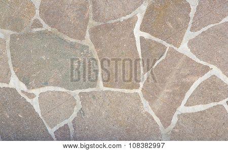 Stone Cladding Wall