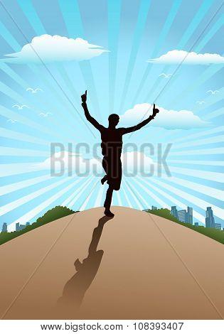 Hill Runner Winner