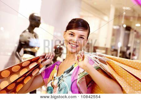 Pretty Shopaholic