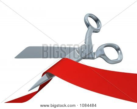 Ceremonial Scissors