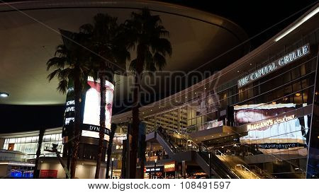Fashion Show Mall in Las Vegas