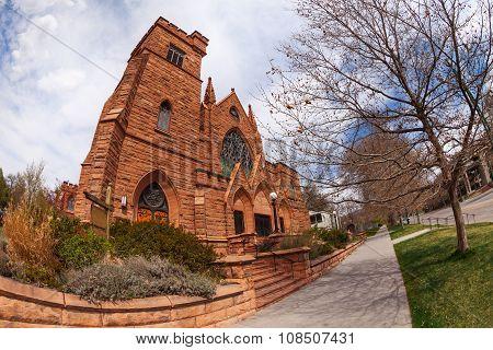 First Presbyterian Church of Salt Lake City
