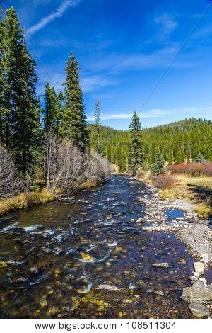 Hyalite Canyon Creek