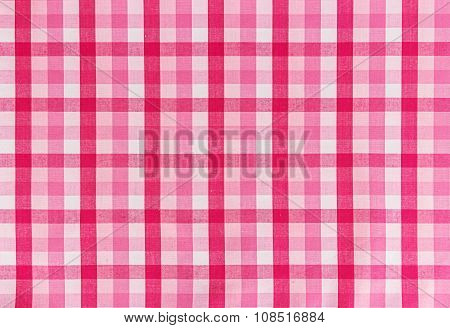 Pink Table Cloths Texture Or Background, Table Chintz