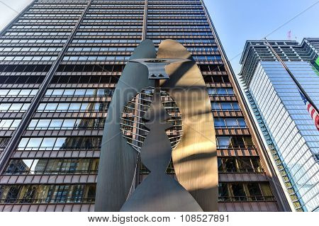 Picasso Sculpture In Chicago