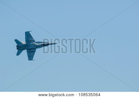 F-18 Fighter Plane