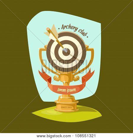 Archery Club Emblem.