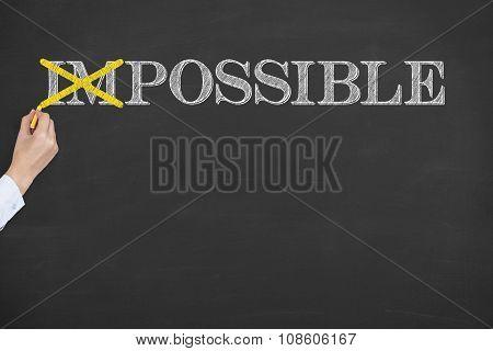 Possible Concept on Blackboard