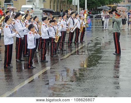 Rainy Performance