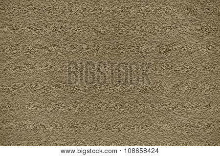 Yellow Revetment Wall Putty Macro Texture Background