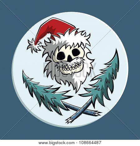 Piratic Santa