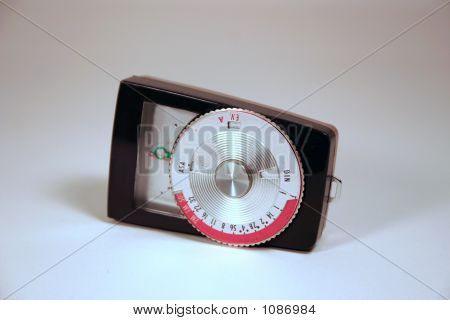 Old Light Meter