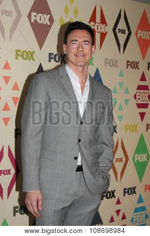 LOS ANGELES - AUG 6:  Kevin Durand at the FOX TCA Summer 2015 All-Star Party at the Soho House on August 6, 2015 in West Hollywood, CA