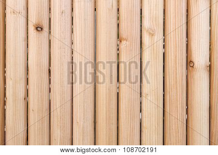 Detail of a wooden fence, can be used as background