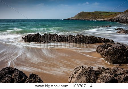 Fall Bay Gower Swansea