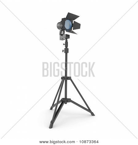 3D Studio Light With Stand