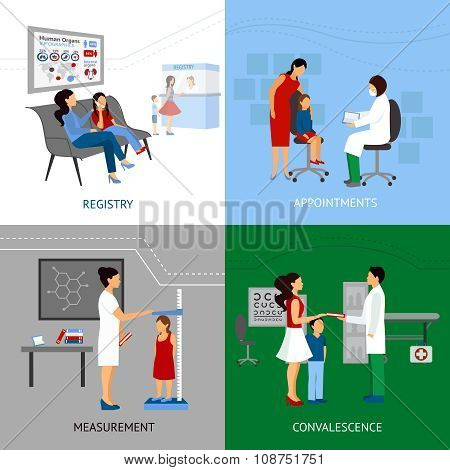 Pediatrician Design Concept
