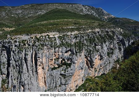 Verdon Canyon - Gorges Du Verdon