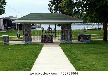 Zorn Park Memorial Shelter
