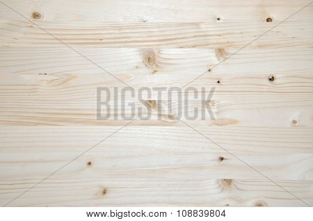 White Pine Wooden Surface