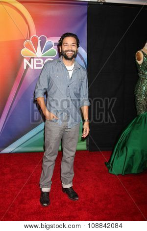 LOS ANGELES - NOV 17:  Izzy Diaz at the Press Junket For NBC's
