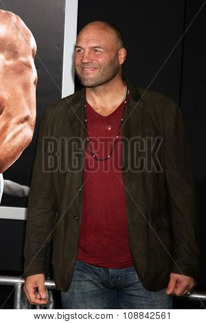 LOS ANGELES - NOV 19:  Randy Couture at the