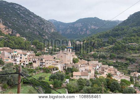 View Over Valdemossa  - Malllorca, Spain