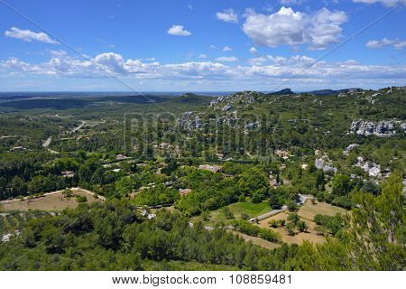Provence Landscape, France