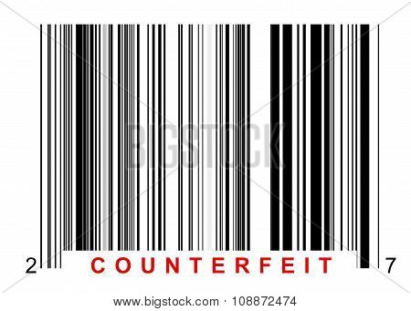 Barcode Counterfeit