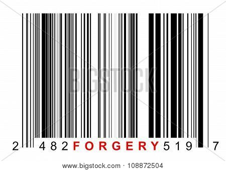 Barcode Forgery