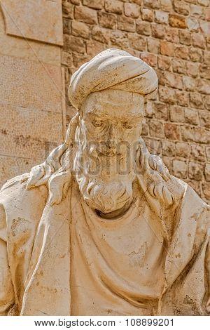 Shiraz Statue of Khwaju Kermani