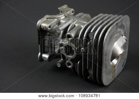 Engine And Carburator