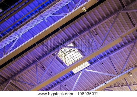 Modern Building Ceiling