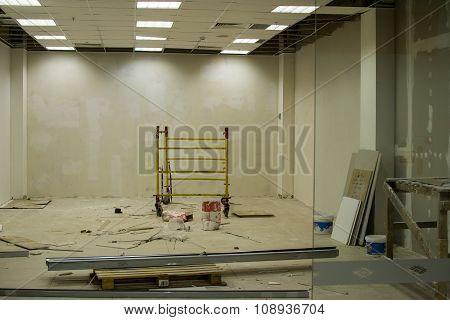 Refurbished Shopping Unit Renovation Work
