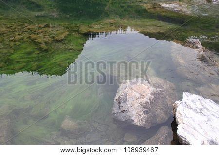 Lake of Kolsay