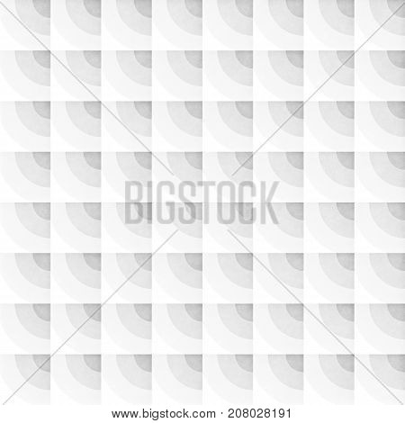 Seamles Gradient Rhombus Grid Pattern. Retro Monochrome Texture. Abstract Geometric Background Design