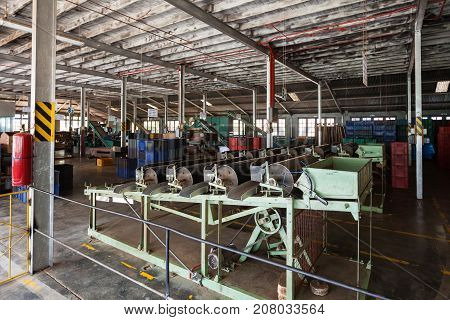 Tea Factory, Sri Lanka