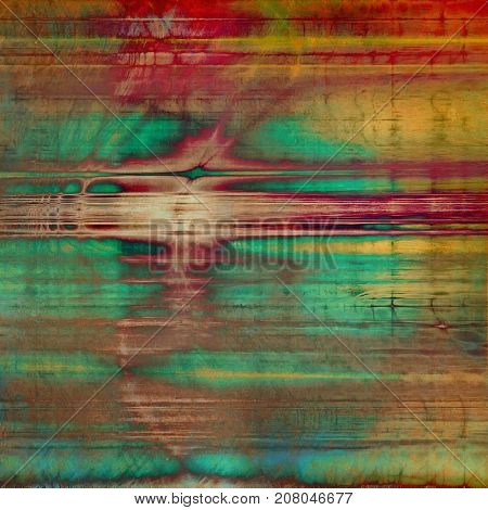 Colorful scratched background or grungy texture. With different color patterns