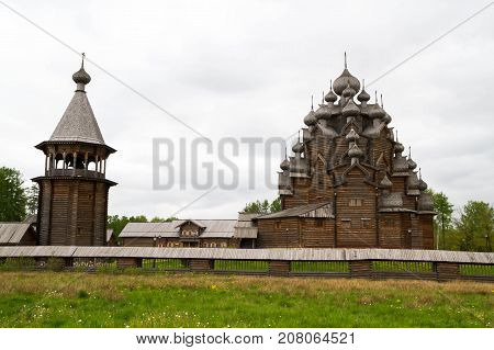 The Church Of The Intercession.