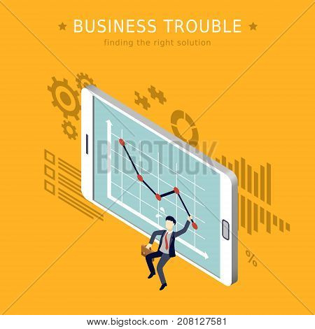 Business Trouble