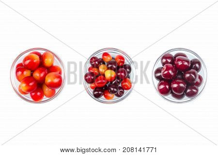Various summer Fresh berries in a bowl. Antioxidants, detox diet, organic fruits