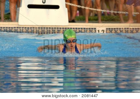 Swimming Butterfly