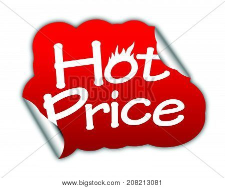 hot price sticker hot price red sticker hot price red vector sticker hot price hot price eps10 design hot price sign hot price