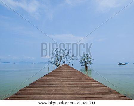 Bridge To Lonely