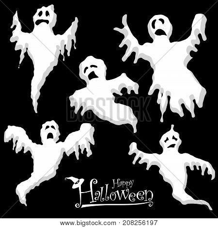 Different Halloween Spooks