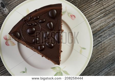 Chocolate Cheesecake With Mascarpone